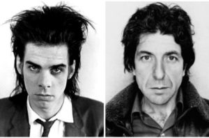 Nick Cave after and before